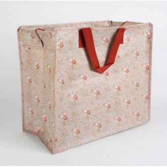 Opbevaringspose - Jumbo taske Paisley Rose, Str. L