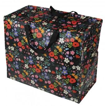 Opbevaringspose - Jumbo taske Midnatshave, Str. XL