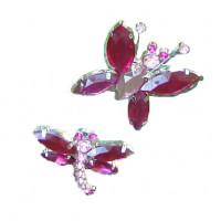 Magneter- pink insekter