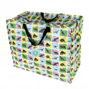 Opbevaringspose - Jumbo taske Dinosaur, Str. XL