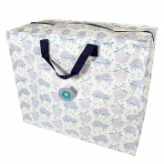 Opbevaringspose - Jumbo taske Det dovne dyr, Str. XL