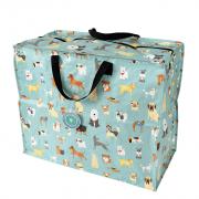 Opbevaringspose - Jumbo taske Hundeliv, Str. XL
