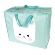 Opbevaringspose - Jumbo taske Kaninen Ketty, Str. XL