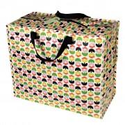 Opbevaringspose - Jumbo taske Tulipaner, Str. XL