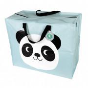 Opbevaringspose - Jumbo taske Pandaen Miko, Str. XL