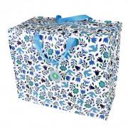 Opbevaringspose - Jumbo taske Fredsduer, Str. XL