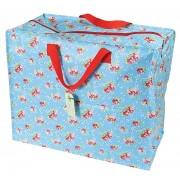 Opbevaringspose - Jumbo taske Engelske roser Str. XL