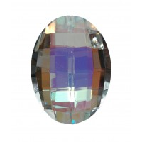 Swarovski  stor blykrystal prisme, oval