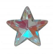 Swarovski blykrystal prisme, stjerne