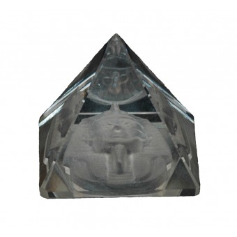 Pyramide krystal, Sfinx