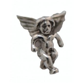 Ørestikker i sølv - engel